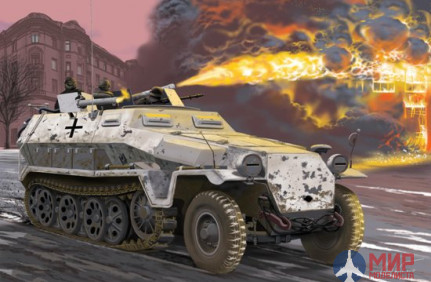 6864 Dragon Sd.Kfz.251/16 C Flammpanzer