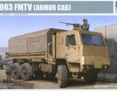 Trumpeter 01008 1/35 Military truck M1083 MTV (ARMOR CAB)