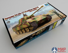 00928 Trumpeter танк German Sd.kfz.171 Panther Ausf.G Early version  (1:16)