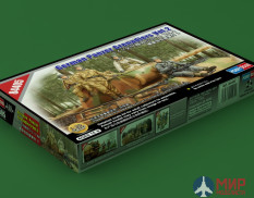 84405 Hobby Boss 1/35 German Panzer Grenadiers Vol.2