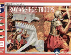 ORI72008 Orion 1/72 Roman Siege Troops