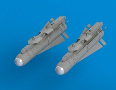 Ns72008 North Star Models 1/72 Ракеты AGM65 Maverick + LAU-117/A Launcher