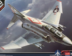 "12323 Academy самолет  USN F-4J ""VF-102 Diamondbacks"" 1/48"