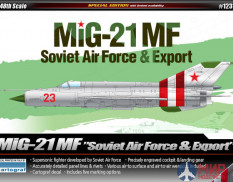 12311 Academy 1/48 M-21MF Soviet Air Forces & Export