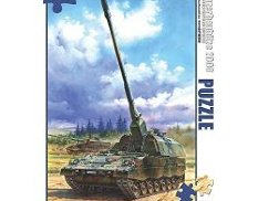 FS-004 Meng Models PUZZLE German Panzerhaubitze 2000 Self-Propelled Howitzer