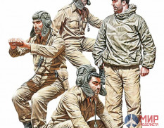 37061 MiniArt Middle East Tank Crew 1960-70s