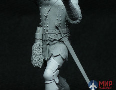 F-75-031 Altores studio 75mm EUROPEAN CROSSBOWMAN 15th century (N ° 2)