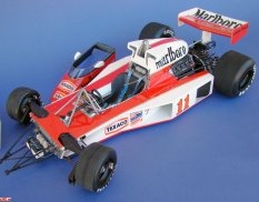 20062 Tamiya 1/20 Автомобиль Formula 1 McLaren M23 1976 (Grand Prix Collection)