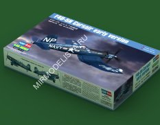 80390 Hobby Boss самолёт  F4U-5N Corsair Early Version  (1:48)