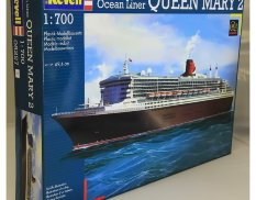05227 Revell 1/700 Oceal liner Queen Mary 2