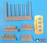 VDS48-006 Vector 1/48 Пулеметы BROWNING M2 ROUND