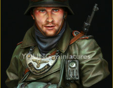 YM1819 Young Miniatures 1/10 German Feldgendarmerie WWII