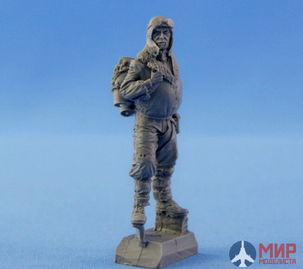 NS-F54/32010 North Star Models 54 mm Фигура Люфтваффе 46 Пилот-Jet pack