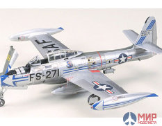 60745 Tamiya 1/72 Самолет REPUBLIC F-84G THUNDERJET