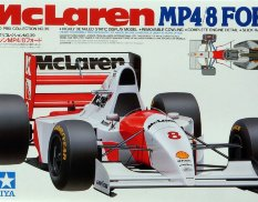 25172 Tamiya 1/20 Автомобиль Formula 1 McLaren Ford MP4/8 (Grand Prix Collection)