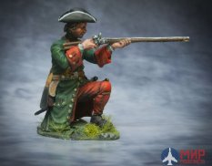 CHM-54074(M) Chronos Miniatures 54 mm Русский фузилер пехотных полков, 1708-10 гг., Металл