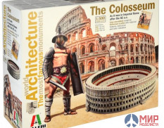 68003 Italeri THE COLOSSEUM : WORLD ARCHITECTURE (1:500)