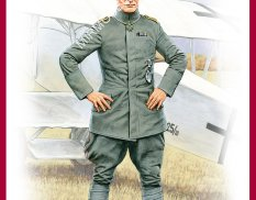 16034 MiniArt фигуры  HERMANN GOERING WWI FLYING ACE  (1:16)