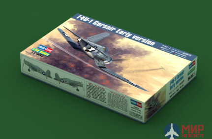 80381 Hobby Boss 1/48 F4U-1 Corsair Early version