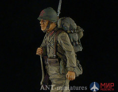 35-020 ANT-miniatures 1/35 Боец РККА №3, 1939-42 гг.