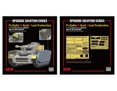 RM-2003 Rye Field Models 1/35 The Upgrade solution for 5033 & 5043 Pz.kpfw.IV Ausf.J late