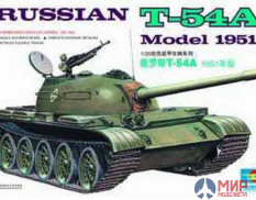 00340 Trumpeter 1/35 Советский танк Т-54А (1951 г.)
