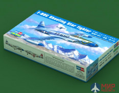 81725 Hobby Boss 1/48 F-80C Shooting Star fighter