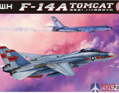"L7206 Great Wall Hobby 1/48 F-14A US Navy ""Tomcat"""