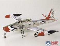 61077 Tamiya 1/48 Самолет Republic F-84G Thundebirds