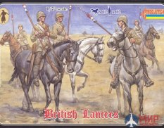 STR055 Strelets*R Фигуры British Lancers (1898-1902) (re-issue)
