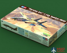 81771 Hobby Boss 1848 Persian Cat F-14A TomCat - IRIAF