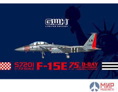 "S7201 Great Wall Hobby 1/72 USAF F-15E ""D-Day"" 75th Annversary"