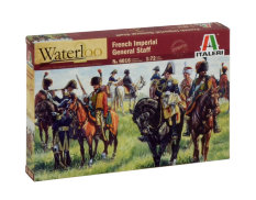 6016 Italeri 1/72 WATERLOO (200years) Napoleon's General Staff