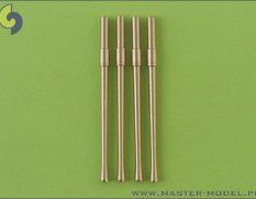 AM-32-007 Master Japanese Type 99 20mm Mark 2 gun barrels (4pcs)