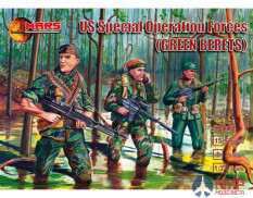 MR32008 MARS 1/32 Набор фигур US Special Operation forces Vietnam war