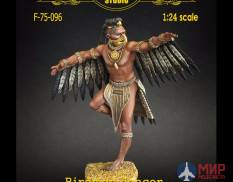 F-75-096 Altores Studio Birdman dancer c1200-1500