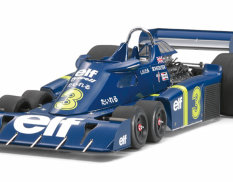 20058 Tamiya 1/20 Tyrrell P34 Six Wheeler - w/Photo Etched Parts