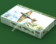 83204 Hobby Boss самолёт  IL-2M3 Ground Attack Aircraft  (1:32)