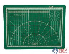4504 JAS the cutting Mat, self-healing, 3-ply A4