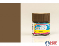 H457 Gunze Sangyo (Mr. Hobby) Paint 10ml BROWN EARTH brown earth