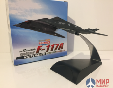 51051 Dragon самолёт Lockheed F-117A Nighthawk 1/144