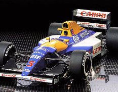 12029 Tamiya 1/12 Williams FW14B - w/Photo-Etched Parts