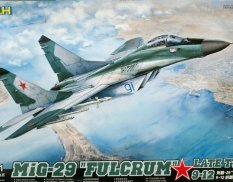 "L4811 Great Wall Hobby 1/48 MIG-29 9-12 ""Fulcrum"" Late Type"