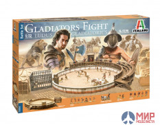 6196 Italeri 1/72 GLADIATORS FIGHT - BATTLE SET