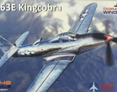 DW48004 Dora Wings 1/48 P-63E Kingcobra