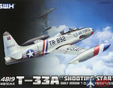 L4819 Great Wall Hobby 1/48 T-33A Early Version