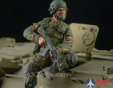 35-028 ANT-miniatures 1/35 Офицер ЦСН ФСБ