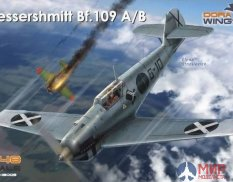 DW48009 Dora Wings 1/48 Messershmitt Bf.109 A/B