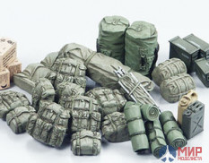 Tamiya 35266 1/35 Modern US Ammunition Military Equipment