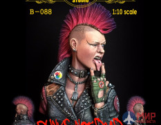 B-088 Altores Studio Punks not dead